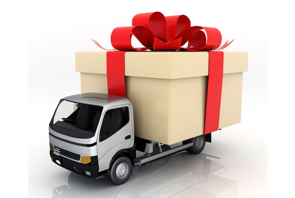 Sending a Gift