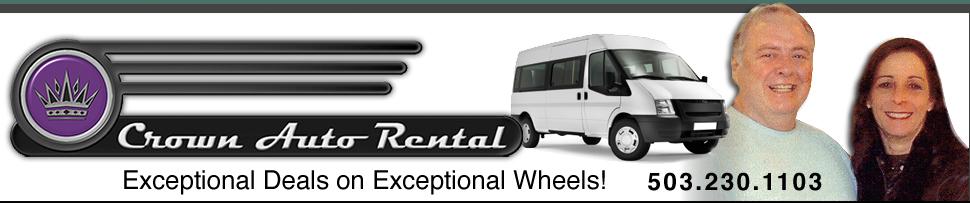 Crown Auto Rental Inc