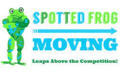 Spotted Frog Moving