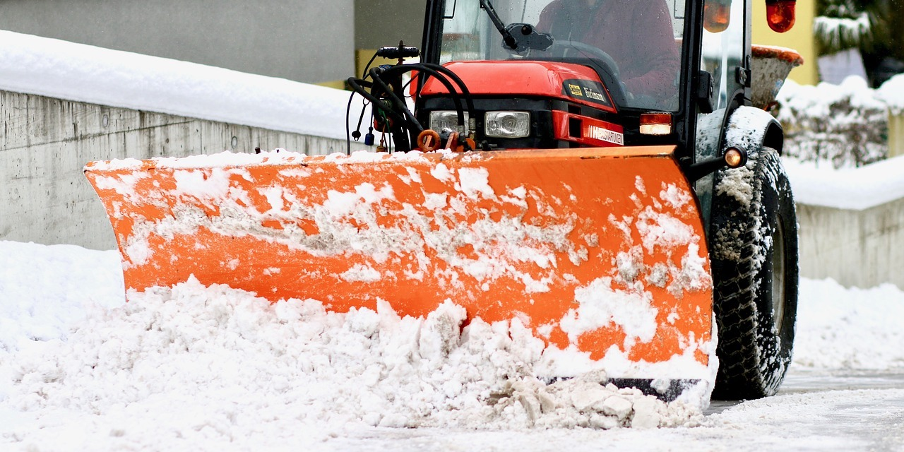 Calgary residential snow removal