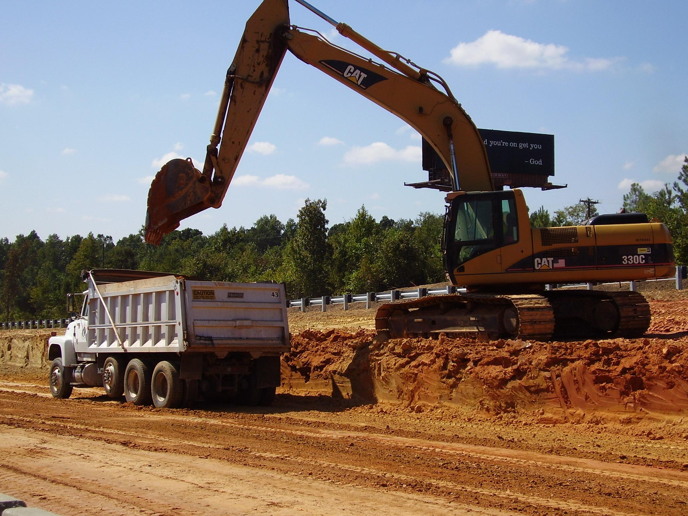 Construction Transportation