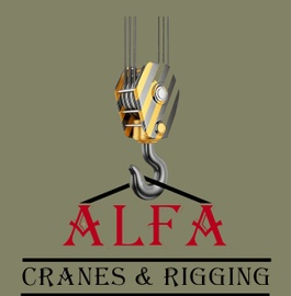 Alfa Cranes and Rigging